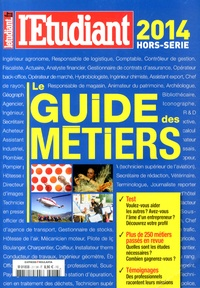 L'Etudiant - Le guide des métiers.
