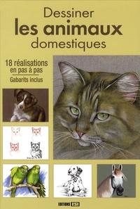 L Guillaume et L Thomas - Dessiner les animaux domestiques.
