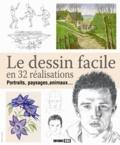 L Guillaume et L Thomas - Le dessin facile en 32 réalisations.