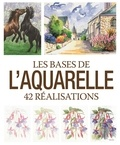 L Guillaume et L Thomas - Les bases de l'aquarelle - 42 réalisations.
