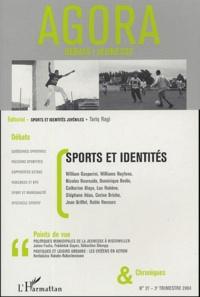 Tariq Ragi - Agora Débats/Jeunesse N° 37, 3e trimestre : Sports et identités.