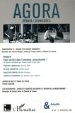 Francis Lebon et Vanessa Pinto - Agora Débats/Jeunesse N° 48 : .