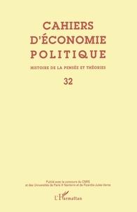 L'Harmattan - Cahiers d'économie politique N° 32 : .
