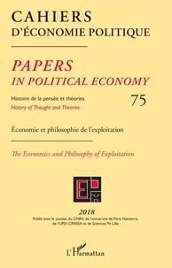 Cahiers déconomie politique N° 75/2018.pdf