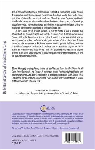 Cahiers Disputatio Hors série N° 1 De l'enfer introuvable à l'immortalité retrouvée. Les fins dernières selon le christianisme originel