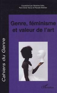 Séverine Sofio et Perin Emel Yavuz - Cahiers du genre N° 43, 2007 : Genre, féminisme et valeur de l'art.