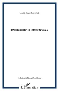 Christian Morzewski - Cahiers Henri Bosco N° 19-20 : .