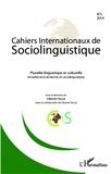 Valentin Feussi - Cahiers Internationaux de Sociolinguistique N° 5/2014 : Pluralité linguistique et culturelle.