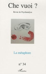 Serge Reznik - Che vuoi ? N° 34, 2010 : La metaphore.