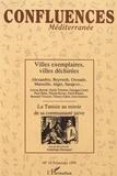 Anissa Barrak - Confluences Méditerranée N° 10, printemps 199 : Villes exemplaires, villes déchirées.