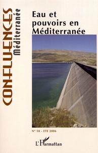 Pierre Blanc - Confluences Méditerranée N° 58, été 2006 : Eau et pouvoirs en Méditerranée.