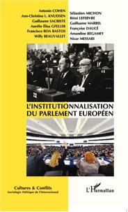 Didier Bigo et Laurent Bonelli - Cultures & conflits N° 85/86, printemps/ : L'institutionnalisation du Parlement européen - Pour une sociologie historique du parlementarisme supranational.