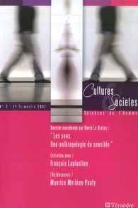 Thierry Goguel d'Allondans - Cultures & Sociétés N° 2, 2e trimestre 2 : .