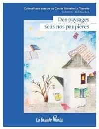 Alvina Lévesque et Brigitte Lavallée - Des paysages sous nos paupières.