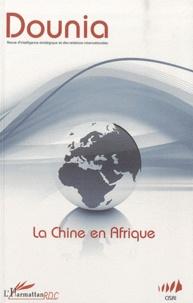 Eddie Tambwe - Dounia N° 3 : La Chine en Afrique.