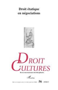 Sara Liwerant et Marc-Olivier Baruch - Droit et cultures N° 56, février 2008 : .