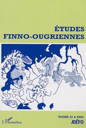 Pierre Domokos - Etudes finno-ougriennes N° 37/2005 : .