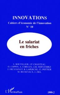 Antonella Corsani et Sophie Boutillier - Innovations N° 10/1999/2 : Le salariat en friches.