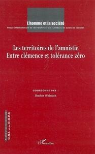 Sophie Wahnich - L'Homme et la Société N° 159 - 2006/1 : Les territoires de l'amnistie - Entre clémence et tolérance zéro.