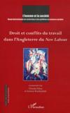 Claude Didry et Aristea Koukiadaki - L'Homme et la Société N° 182, 2011/4 : Droit et conflits du travail dans l'Angleterre du New Labour.
