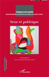 Claude Didry et Monique Sélim - L'Homme et la Société N° 189-190, 2013/3-4 : Sexe et politique.