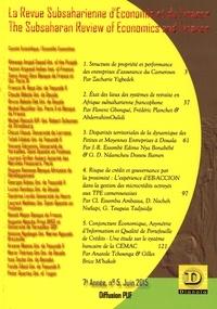 La Revue Subsaharienne dEconomie et de Finance N°5.pdf