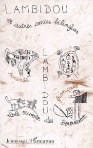 L'Harmattan - Lambidou et autres contes bilingues - Français et soninke.