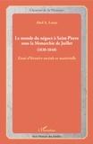 L'Harmattan - Le monde du négoce à Saint-Pierre sous la Monarchie de Juillet - (1830-1848) - Essai d'histoire sociale et matérielle.