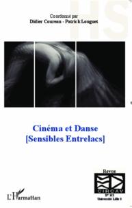 Didier Coureau et Patrick Louguet - Les cahiers du CIRCAV  : Cinéma et danse (Sensibles Entrelacs).