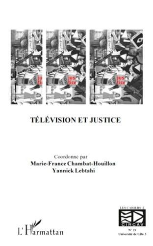 Les cahiers du CIRCAV N° 21 Télévision et justice