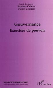 Stéphane Callens - Marché et Organisations N° 9 : Gouvernance - Exercices du pouvoir.