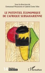 Emmanuel Moussone et Gabriel Zomo Yebe - Marché et Organisations N° 14/2011 : Le potentiel économique de l'Afrique subsaharienne.