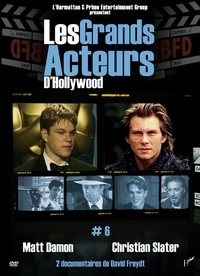 David Freydt - Matt Damon - Christian Slater. 1 DVD