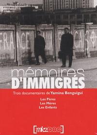 Yamina Benguigui - Mémoires d'immigrés - Les Pères ; Les Mères ; Les Enfants, DVD Video.