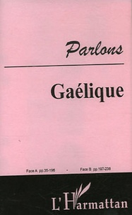 Patrick Le Besco - Parlons Gaélique - Cassette Audio.