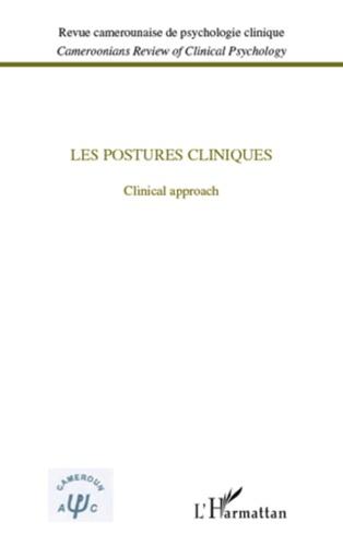 Pascal Roman - Revue camerounaise de psychologie clinique N° 2, 2011 : Les postures cliniques - Clinical approach.