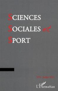 Jacques Defrance - Sciences Sociales et Sport N° 4, Juillet 2011 : .