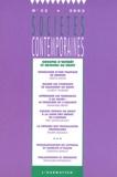 Laurent Willemez et Hélène Michel - Sociétés contemporaines N° 52/2003 : Groupes d'intérêt et recours au droit.