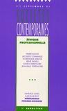 Pierre Bonte et Jacques Commaille - Sociétés contemporaines N° 7, septembre 1991 : Ethique professionnelle.
