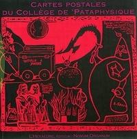 L'Hexaèdre - Cartes postales & papillons du Collège de Pataphysique et du Cymbalum Pataphysicum.