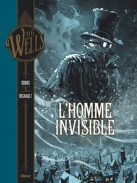 Herbert George Wells - L'Homme invisible - Tome 01.