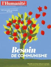 L'humanité - L'Humanité Hors-série - Besoin de communisme.