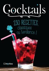 Livres gratuits sans téléchargement Cocktails  - 230 recettes, classiques ou tendance !
