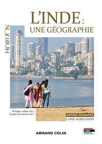 Philippe Cadène - L'Inde : une géographie - Capes-Agrégation Histoire-Géographie.