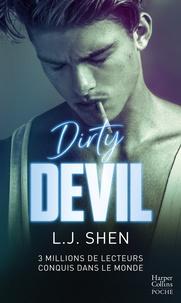 L.J. Shen - Dirty Devil - La nouvelle série New Adult ALL SAINTS HIGH  par l'autrice de la série à succès SINNERS.