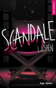 L. J. Shen et Charline McGregor - NEW ROMANCE  : Scandale -Extrait offert-.