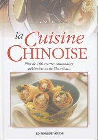 L Landra et Margherita Landra - La cuisine chinoise.