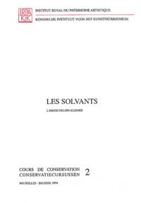 Deedr.fr Les solvants Image