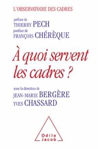L'Observatoire des Cadres et Thierry Pech - A quoi servent les cadres?.