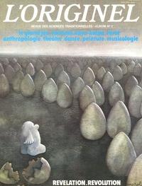 John-F Thie et Mary Marks - L'Originel Album N° 2 : Révélation - Révolution.